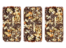 12 brownies de dátil