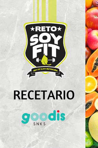Recetario saludable digital