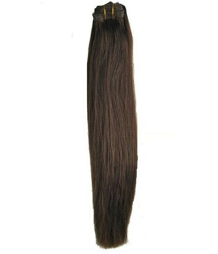 Mocha Clip-In Extensions