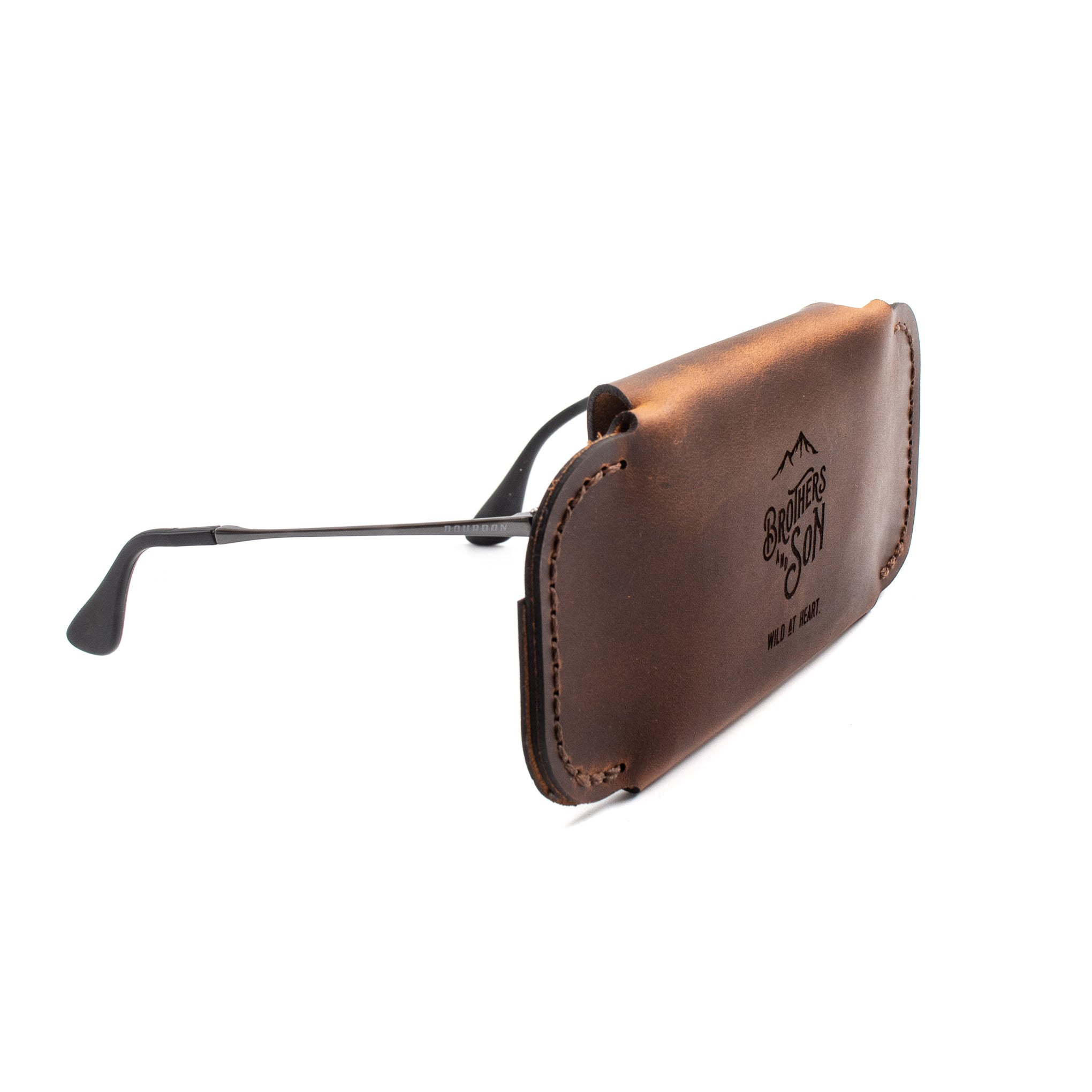 The Sunnies Case - Old Brown