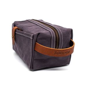 The Dopp Kit - Ash Blue
