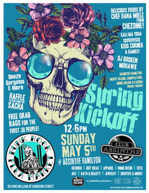 Punk Rock Flea Market - May 5, 2019 - 38 King William St