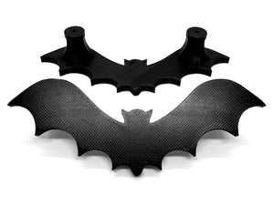 Bat Drawer Pull || gothic home decor kitchen cabinet knob dresser handle halloween bat decoration decorative cupboard pull vampire