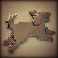 Custom Dog Pendant, pin