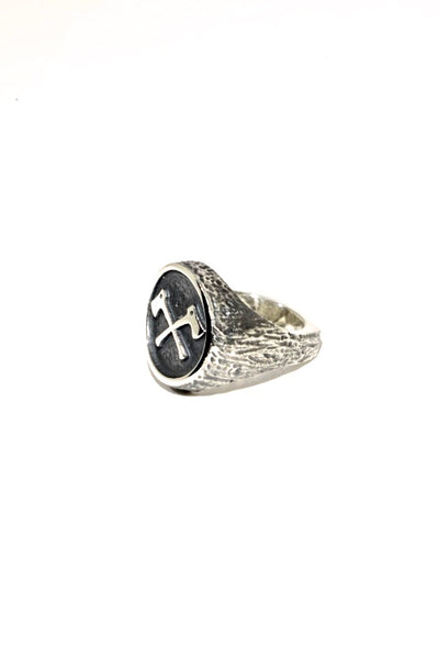 Scout - Men's Classic Signet Ring - Exclusive
