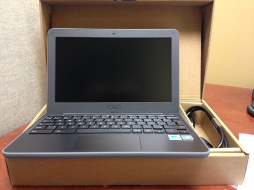 "Asus Chromebook C202S 11.6"" Chromebook - Dark Grey"