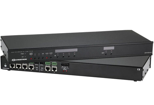 Crestron QM-MD4X2 Quick Media Matrix Switcher (x2)