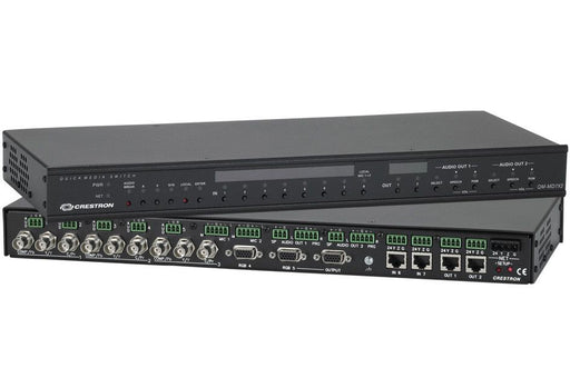Crestron QM-MD7X2  7x2 QuickMedia Distribution Center