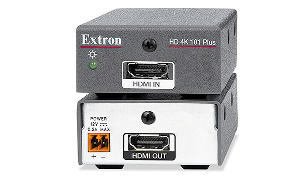 Extron HD 4K 101 Plus 4K/60 HDMI Cable Equalizer