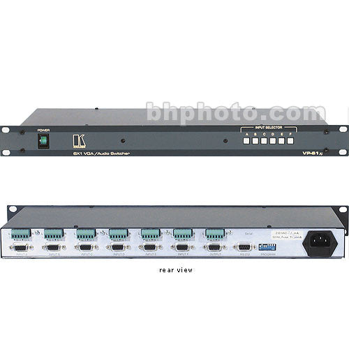Kramer CVG-VP61 Switcher