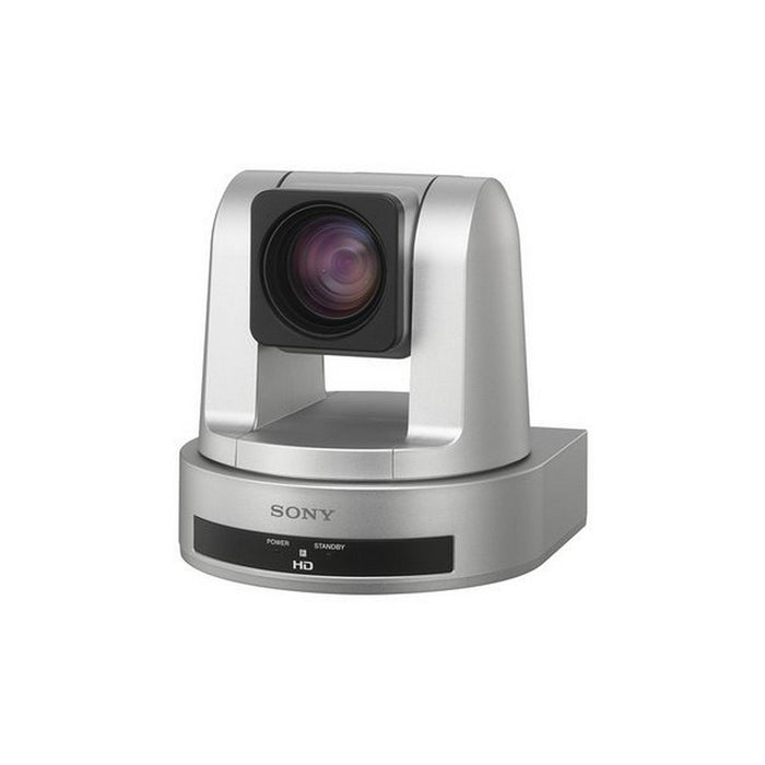 Sony SRG120DH | Silver 12x PTZ Full HD Desktop Camera