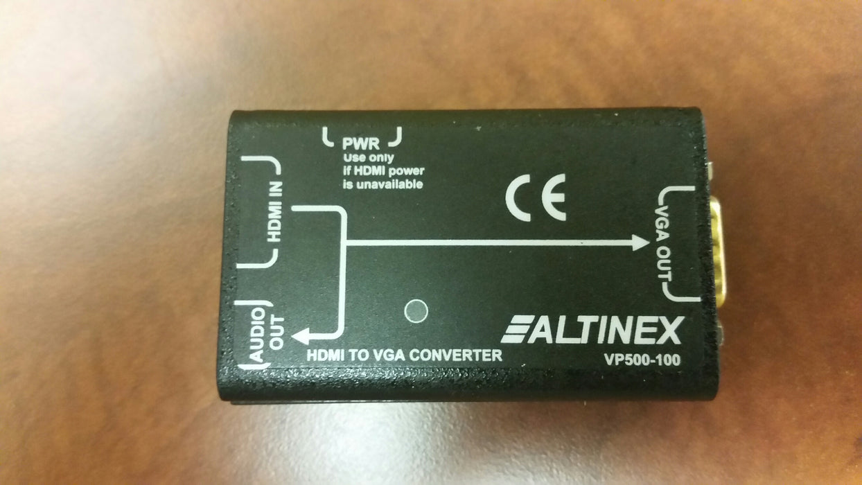 ALTINEX VP500-100 HDMI/VGA converter with HDCP/HD