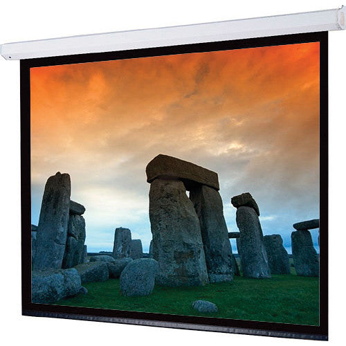 "Draper 116371L Targa 87.5 x 140"" Motorized Screen with Low Voltage Controller (120V)"