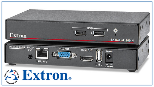 Extron Sharelink 200 Collaboration Gateway
