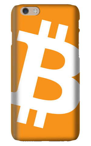 Bitcoin iPhone Snap Case