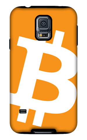 Bitcoin Samsung Galaxy Tough Case
