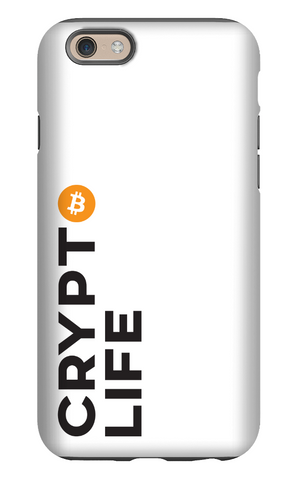 Crypto Life - Bitcoin - iPhone Tough Case