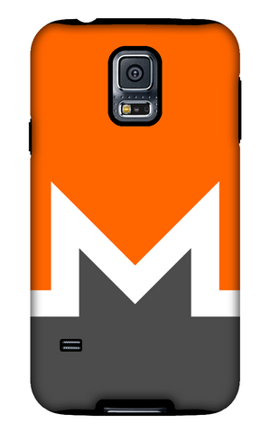 Monero Samsung Galaxy Tough Case