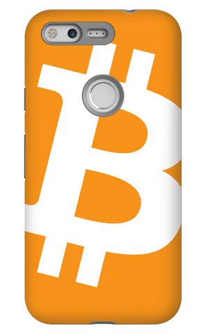 Bitcoin Google Pixel Tough Case