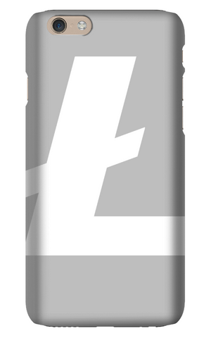 Litecoin iPhone Snap Case