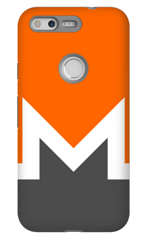 Monero Google Pixel Tough Case
