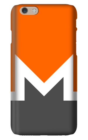 Monero iPhone Snap Case