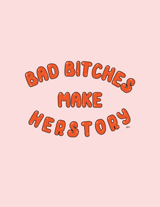 Make Herstory (Downloadable PNG)