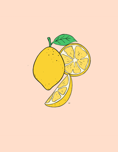 When Life Gives You Lemons (Downloadable PNG)