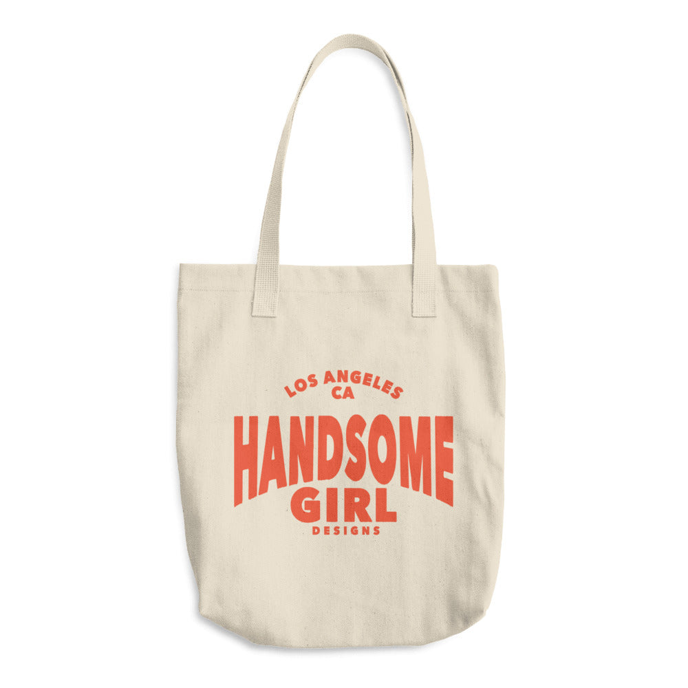 Offical HG Merch Cotton Tote Bag