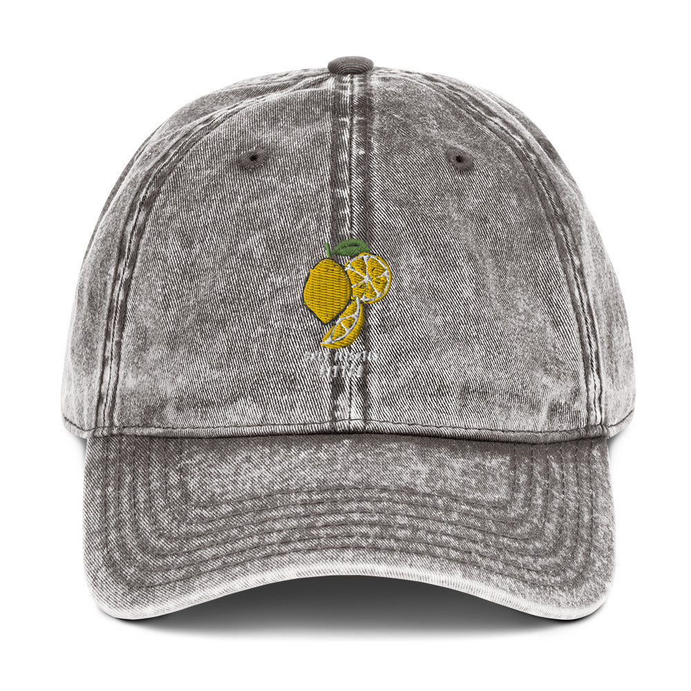 Slightly Bitter Vintage Daddy Cap