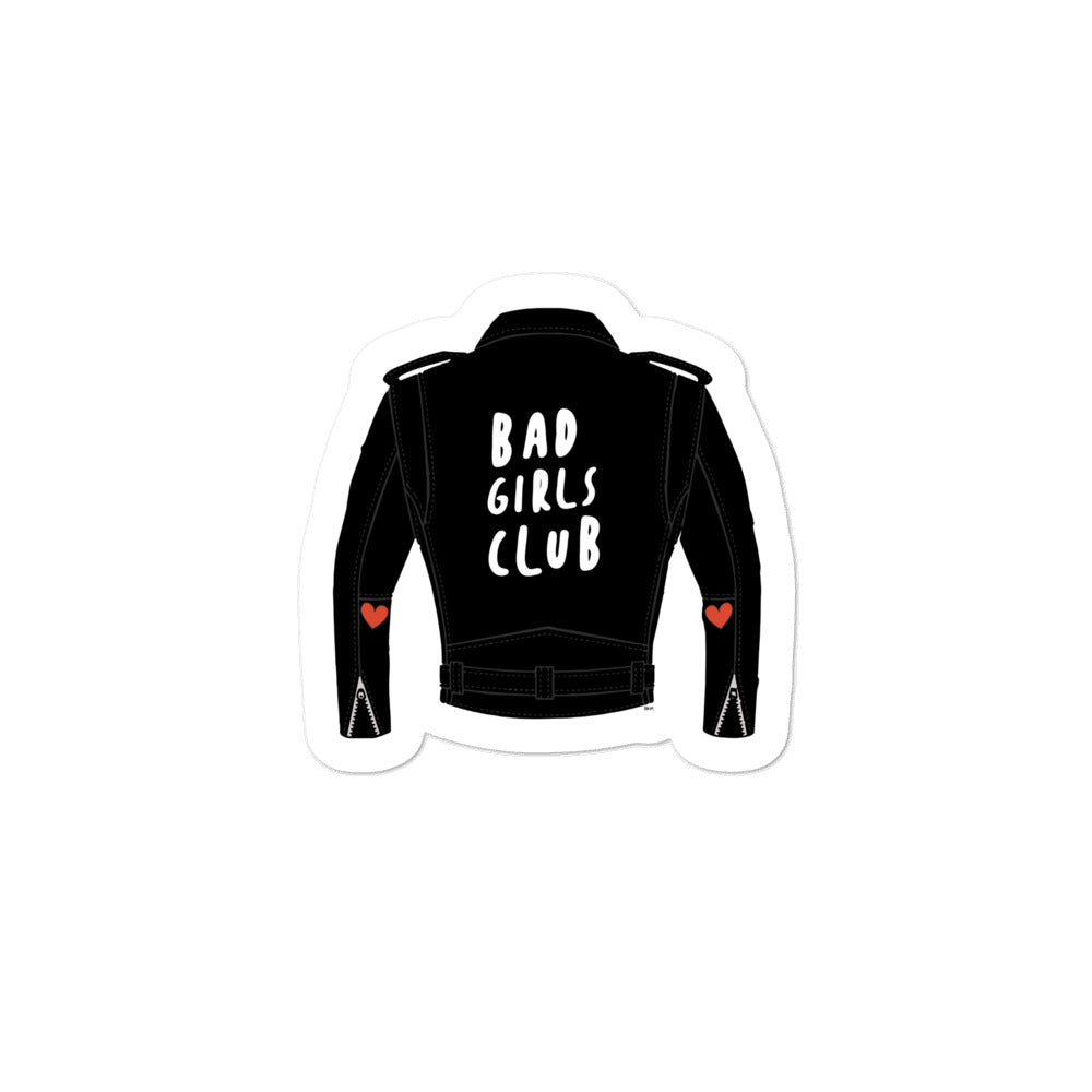 Bad Girls Club Sticker