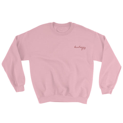 Handsome Girl Crewneck