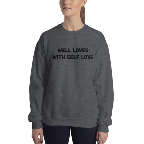 Well Loved Unisex Sweatshirt