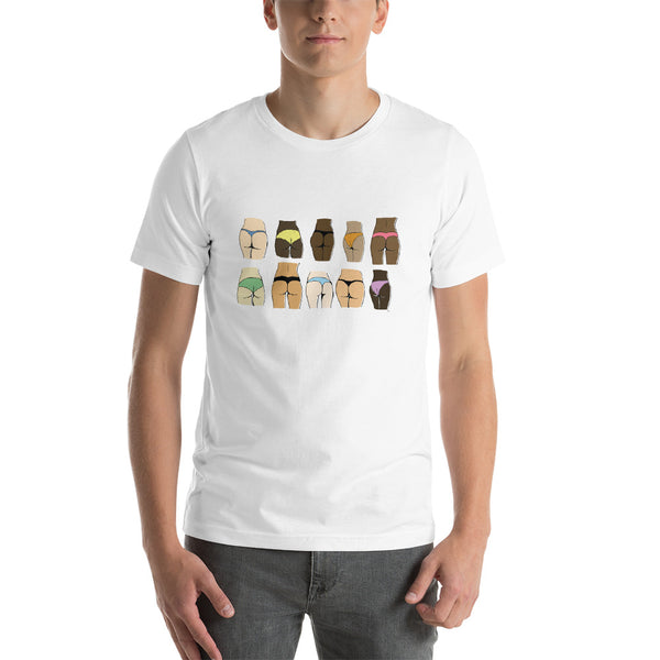 Butts Unisex T-Shirt