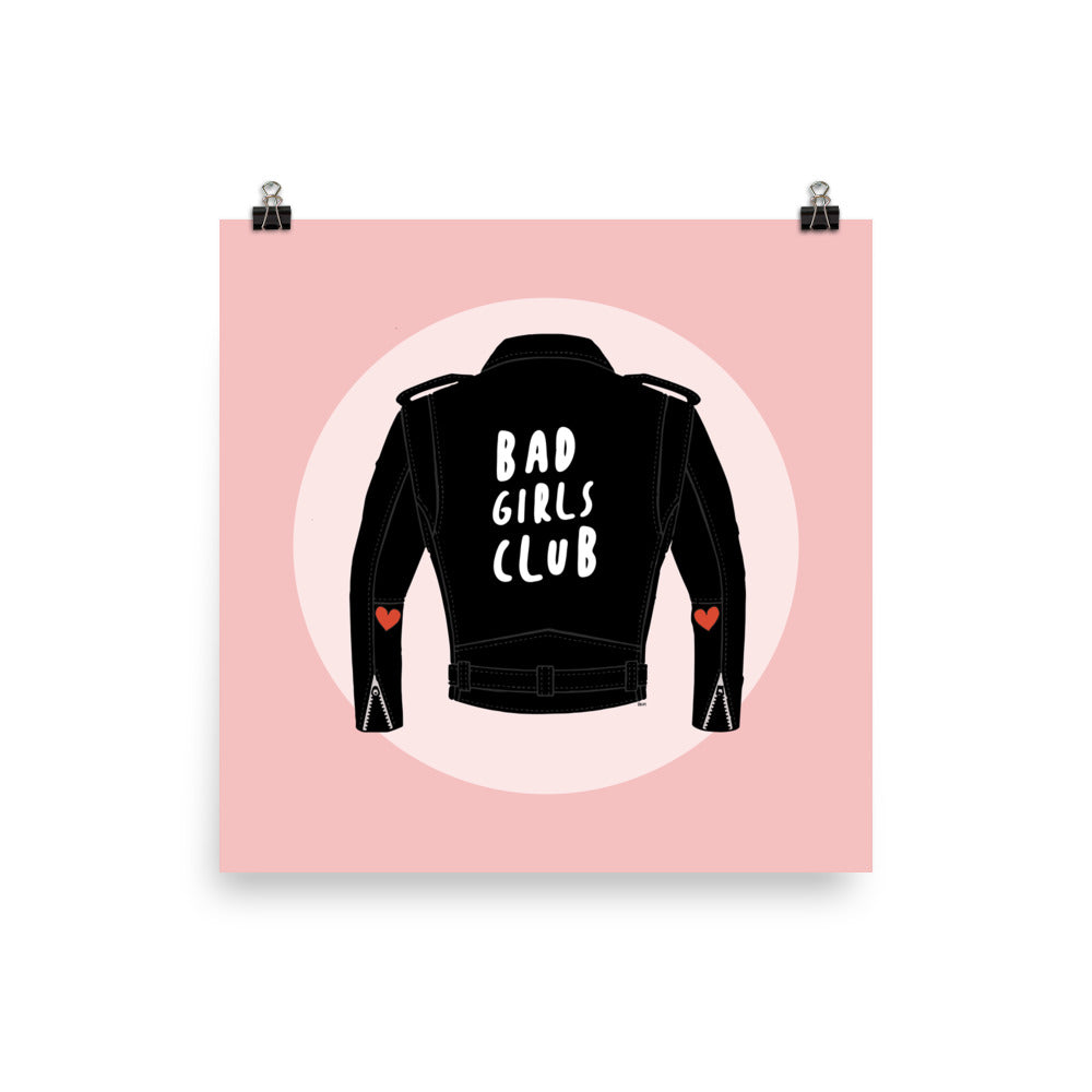 Bad Girls Club Poster