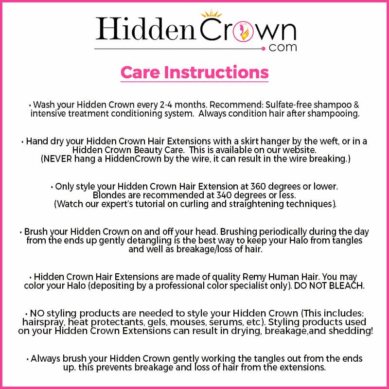 Care Instructions 1