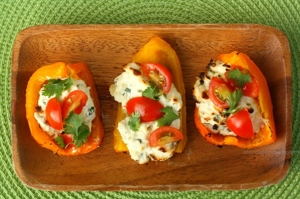 Herbed-Cream-Cheese-Grilled-Bell-Pepper-Boats-8509-1024x682