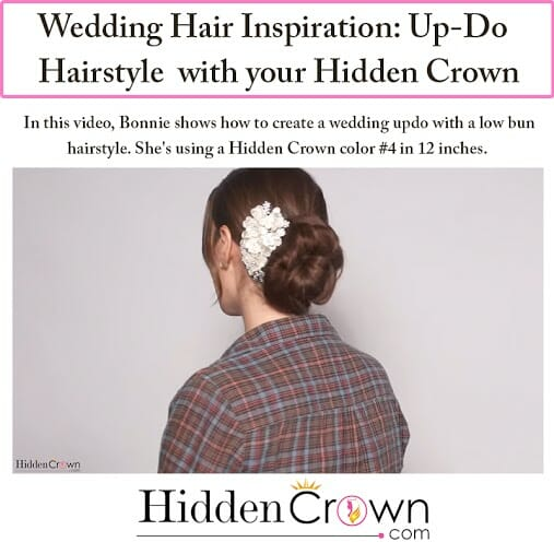 Wedding Hair- Up-do