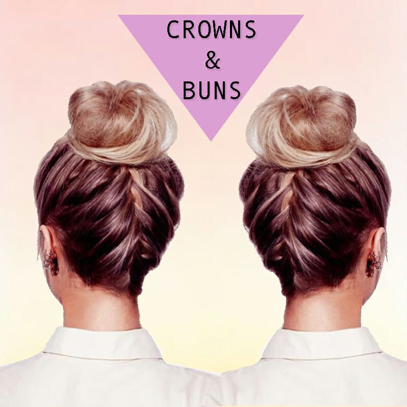 Crowns & Buns Blog