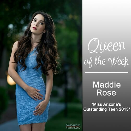 Queen of the Week - Maddie Rose