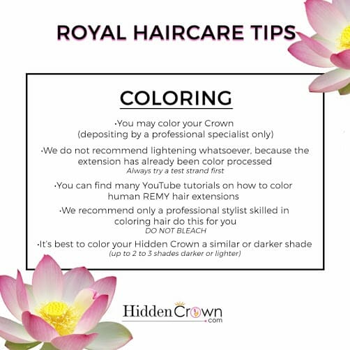 Royal Haircare Tips 6
