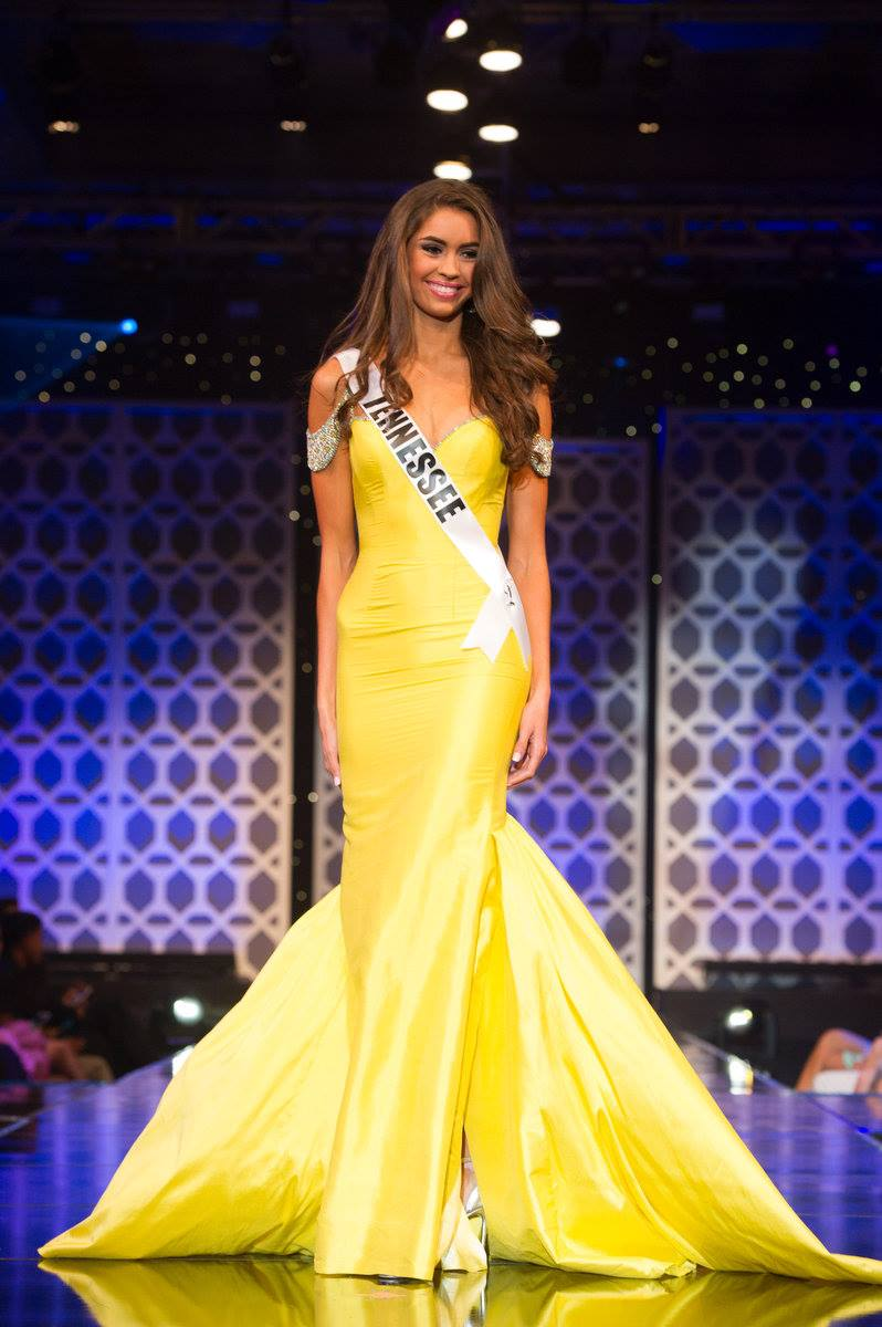 Miss Teen USA Hannah Faith Green 3RU
