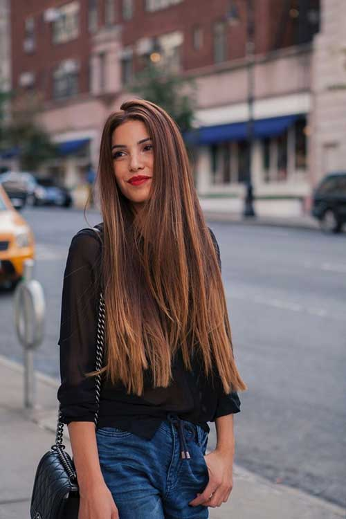 long-straight-hairstyles