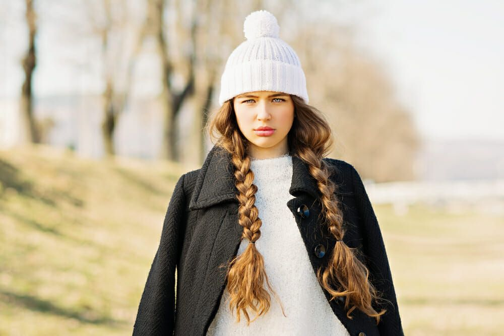 7339834d1e5 Hair to wear with Beanies - Hidden Crown Hair Extensions