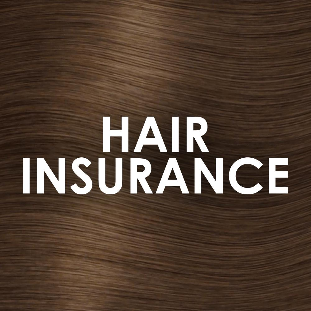 Hair Insurance - Hidden Crown Hair Extensions