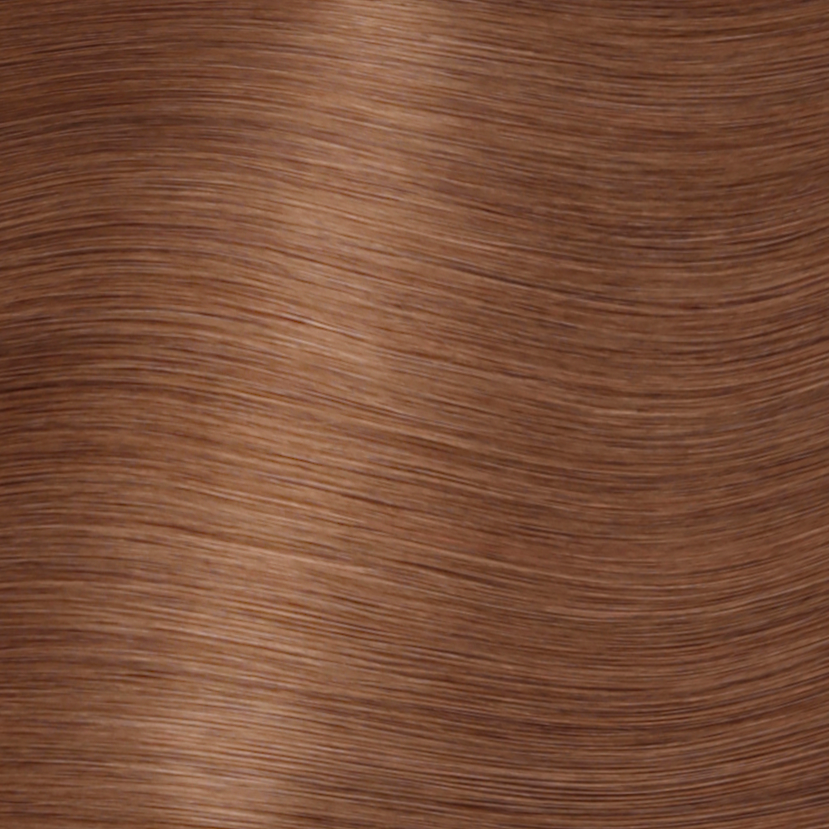 Crown® Clip Ins - Light Auburn - 30 - Hidden Crown Hair Extensions