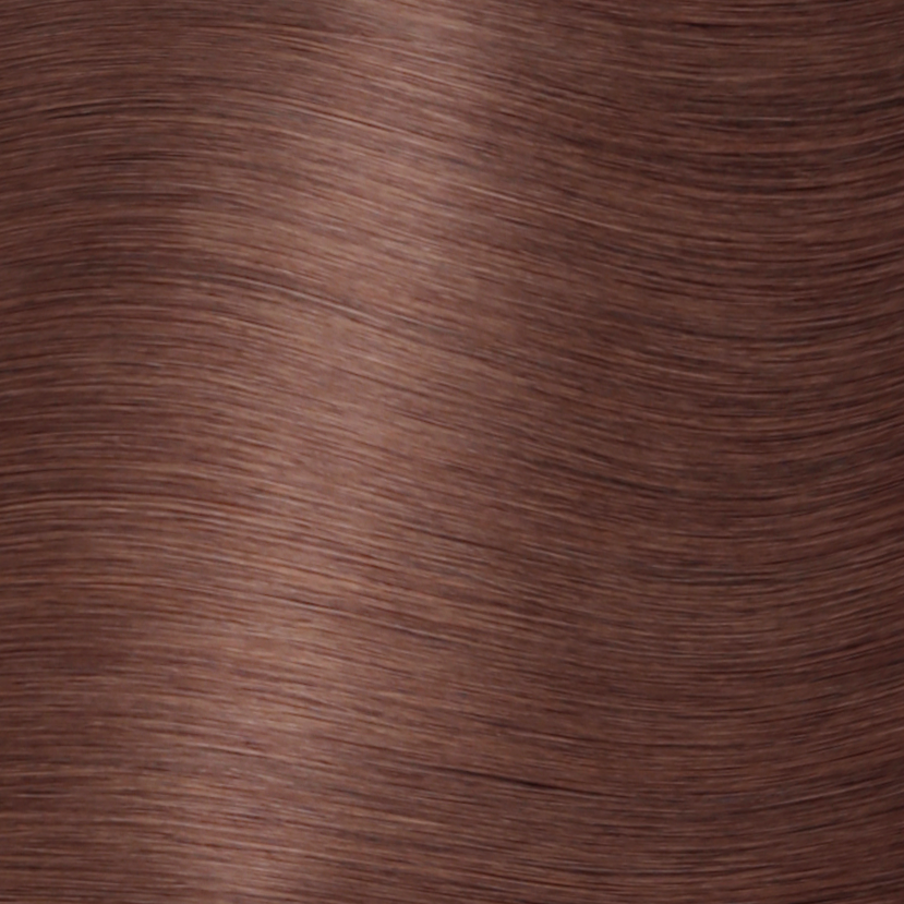 Crown Clip Ins - Dark Auburn - 33 - Hidden Crown Hair Extensions