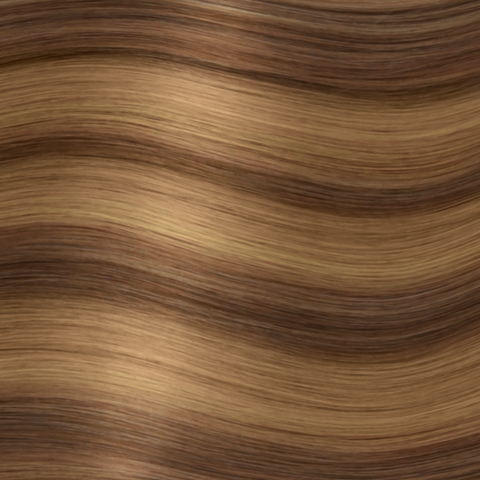 Warm Honey - 422 - Hidden Crown Hair Extensions