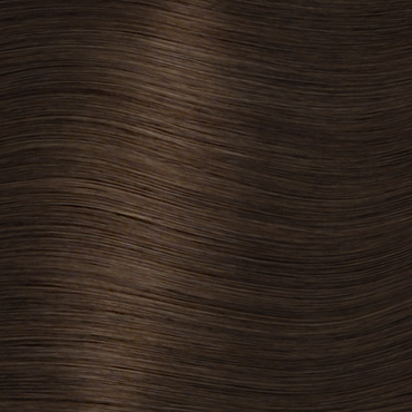 Crown Clip Ins - Medium Brown - 4 - Hidden Crown Hair Extensions