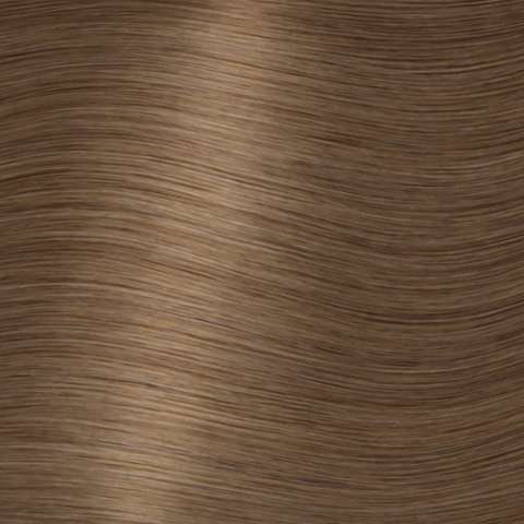 Crown® Clip Ins - Light Brown -8 - Hidden Crown Hair Extensions
